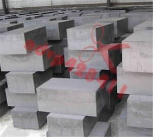 New 1pcs High Purity 99.9% Graphite Ingot Block 100mm * 200mm * 10mm