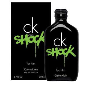 Calvin Klein One Shock for Him 200ml