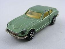 Majorette Datsun 260Z in grünmetallic, # 229, 1/60,