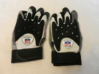 Pair of Green Bay Packers Game Used Football Gloves from the 1990s