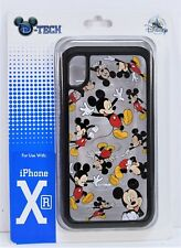 Disney Parks Exclusive Mickey 3-D Effect Apple Iphone 10 XR Cellphone Case NEW