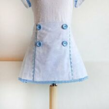 PAPER Printed SEWING PATTERN Pleated Skirt Baby infant toddler classic Style DIY