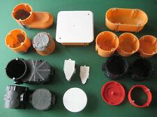 Hohlwanddosen Unterputz Trockenbau Schalterdosen Abzweig Geräte Dosen wählbar