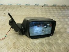BMW E53 X5 LCI O/S FRONT DRIVER SIDE RIGHT WING MIRROR GREY 2005 (B22)