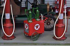 Vintage Oel Oil Öl Pumpen Kabinett Wagen Diorama Werkstatt Deko Zubehör 1/18