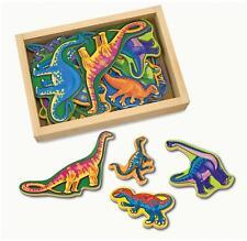 Melissa & Doug DINOSAUR MAGNETS Developmental Toy BN