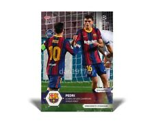 🛑👀 2020 TOPPS NOW UEFA CHAMPIONS LEAGUE PEDRI #5 RC ROOKIE CARD 🔥 PRESALE