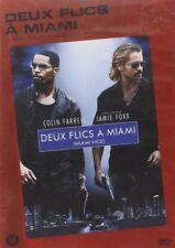 Miami vice deux flics à Miami DVD NEUF SOUS BLISTER