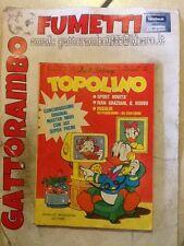 Topolino  N.1302 Mondadori Bollino Buono