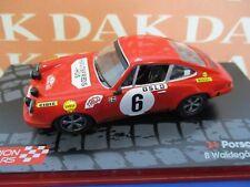 Die cast 1/43 Modellino Auto Porsche 911 S Rally Monte Carlo 1970 B.Waldegard
