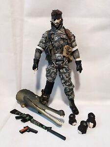 Metal Gear Solid Snake Eater Camo Croc HeadMedicom RAH 1/6 figure MGS 2 3 4 5 V