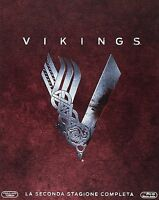 VIKINGS - STAGIONE 2 (3 BLU-RAY) SERIE TV WARNER HOME VIDEO