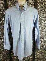 BROOKS BROTHERS MENS LONG SLEEVE BUTTON OXFORD SHIRT SIZE 16-33 SLIM FIT