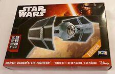 Revell Star Wars Darth Vader Tie Fighter Snap Together 1878