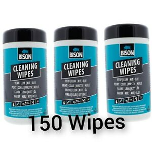 150 Wipes Heavy Duty Multi Surface Industrial Cleaning Surfaces Tools Workshop