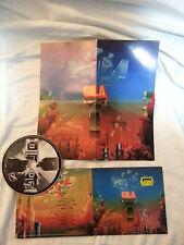CD GILA - Krautrock Psychedelic 1.PRESS Digi + POSTER*  Popol Vuh Amon Düül  CAN