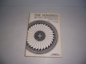 The Mimbres Art and Archaeology Hardcover Book by J. Walter Fewkes First Print