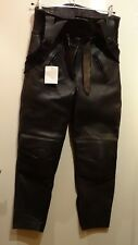 Lederhose Bogart von Eurox mit Hosenträgern Größe 40 NEU