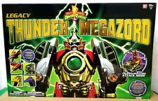 BANDAI POWER RANGERS LEGACY THUNDER MEGAZORD