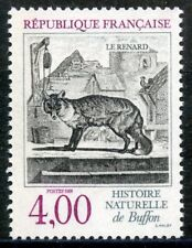 STAMP / TIMBRE FRANCE NEUF N° 2541 ** FAUNE / RENARD