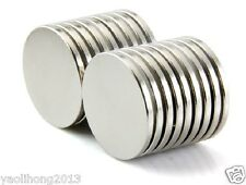 5pcs N50 Super Strong Disc Cylinder Round Magnets 25 x 3 mm Rare Earth Neodymium