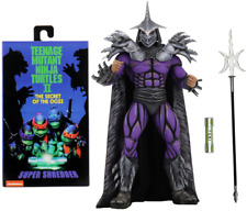 "NECA Teenage Mutant Ninja Turtles Deluxe Super Shredder 7"" Inch Action Figure"