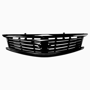 For Infiniti 10-12 G37 11-12 G25 2015 Q40 GLOSSY BLACK Front Bumper Hood Grille
