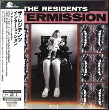 RESIDENTS-INTERMISSION-JAPAN MINI LP CD BONUS TRACK E49