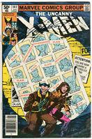 X-Men 141 rare Mark Jewelers signed w/ Claremont signature 1st appearance Rachel