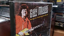 GARY MOORE White Knuckles CD Castle Music Ltd. (UK) Thin Lizzy Guitar