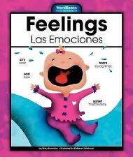 Feelings/Las Emociones (Wordbooks/Libros De Palabras)-ExLibrary