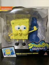 ?Nickelodeon Masterpiece Meme SpongeBob SquarePants Tired Figure New