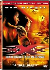 Vin Diesel Xxx Dvd - Widescreen Special Edition