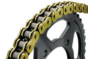 Gold Severe Duty 530 Z Ring Drive Chain 120 Links Harley Road King 1994-2020