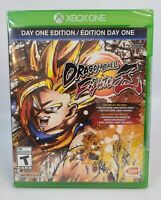 DragonBall FighterZ: Day One Edition Game (Microsoft Xbox One, 2018) NEW SEALED