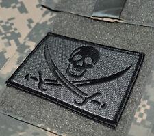 KILLER ELITE USMC FORCE RECON SP OPS OPERATOR burdock-hook SSI Calico Jack Skull