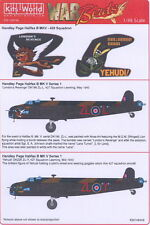 Kits World Decals 1/48 HANDLEY PAGE HALIFAX B Mk-V
