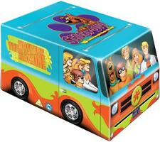 Scooby-Doo!: Mystery Machine 8 Movies DVD Box Set R4 SAMURAI SWORD MEETS BATMAN