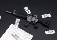 1/6 1:6 BattleField Weapon Gun M4A3 M4A1 Rifle Modern Warfare 15cm CALL OF DUTY