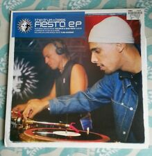 The Drum & Bass Fiesta EP - V Records V042