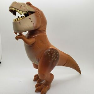 Disney Pixar Butch The Good Dinosaur T-Rex Toy Action Figure Tomy Tyrannosaurus