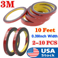 3M Double Sided Tape HitLights Heavy Duty Mounting Tape VHB Waterproof Foam Tape