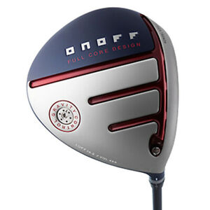 from Japan 2021 DAIWA Golf Japan ONOFF AKA Driver 10.5deg SMOOTH KICK MP-520D-R