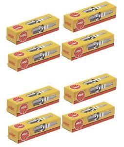 NGK Spark Plugs BKR6E-11 x 8 for HONDA JAZZ 10/2002~07/2008 1.3 litre