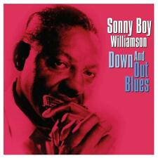 SONNY BOY WILLIAMSON Down And Out Blues VINYL LP NEW & SEALED