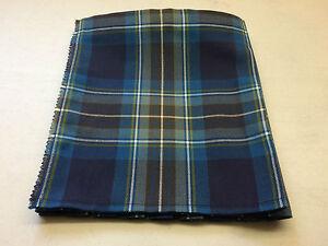 Holyrood Tartan Baby Kilt 0-3 m- 2-3 years( Waist & Length Sizes Shown)