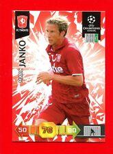 CHAMPIONS LEAGUE 2010-11 Panini 2011 - BASIC Card - JANKO - FC TWENTE