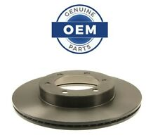 Genuine Front Left Or Right Vented Disc Brake Rotor For Toyota Tundra Sequoia