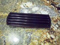 Vintage Cleaner Brush Electro Static Bakelite Plastic Tortoiseshell 1930s-40s VG