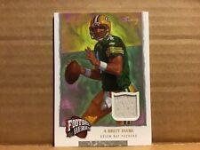 2008 Upper Deck Heroes Jersey Green Bay Packers Brett Favre